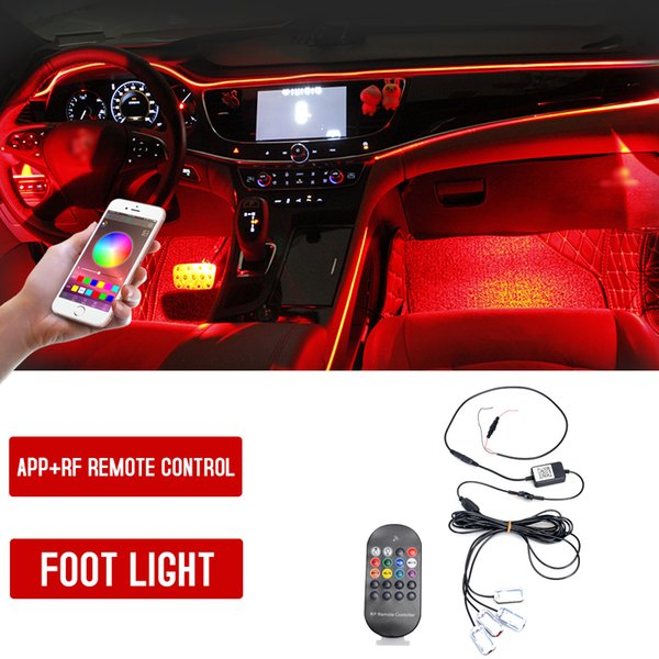 only foot light