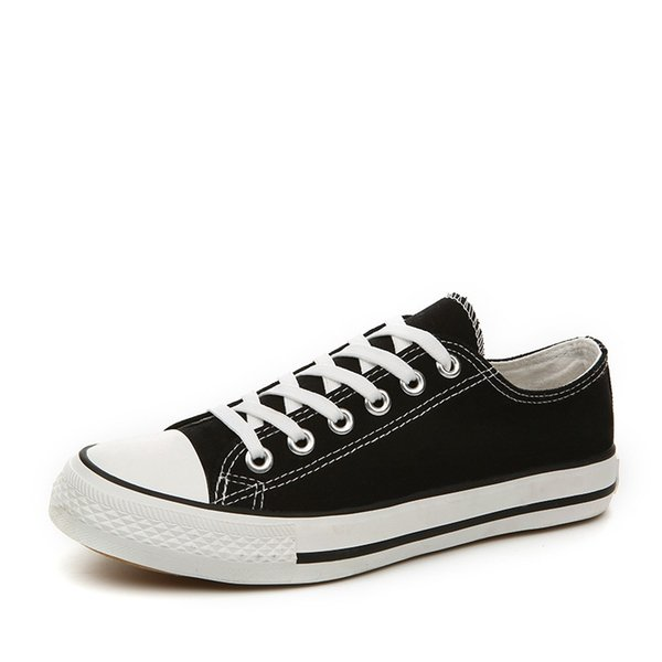 Men shoes New Style Casual Low-Top Mens Woman Canvas Casual Shoes Women Canvas Shoes Size:35-46