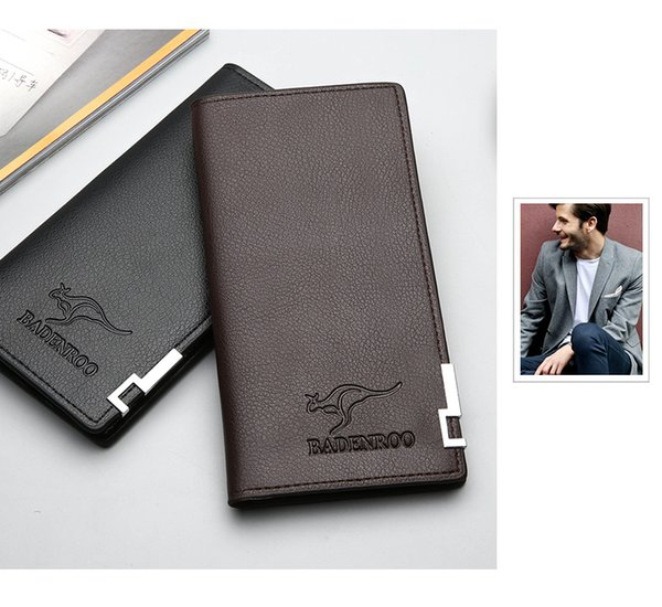 New Designer Luxury Handbags Purses Mens Fashion Classic Design Casual Credit Card ID Holder High Quality Slim Wallet Packet Bag for Mans