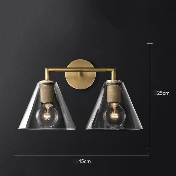 45cmx25cm Bronze
