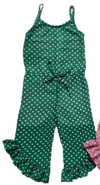 chiffon Green dot