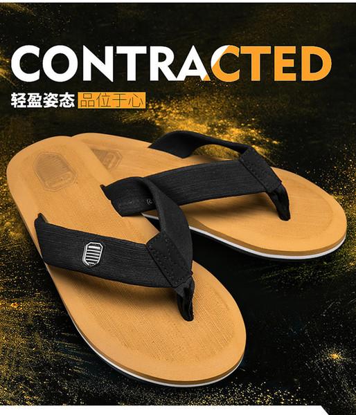 Envío gratis Entrega rápida Verano Las mejores ventas Zapatillas de playa para hombres Zapatillas de deporte de la vendimia Tendencia casual de zapatillas frías horquilla pie patín