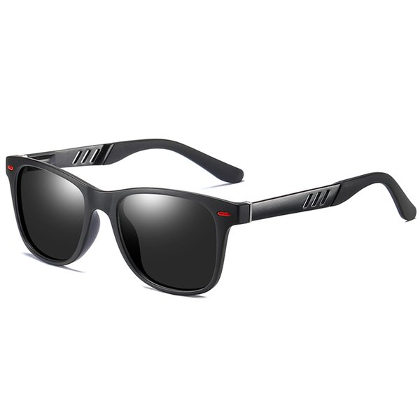 3596cfca95 2019 Recién llegado a la moda gafas de sol polarizadas cuadradas para  hombres Buena calidad HD