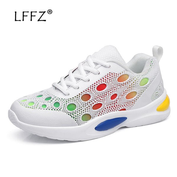 Women Fashion Sneakers Summer New Flat Shoes Women Unique Design Colorful Sneakers Ladies Casual Shoes Youth Running
