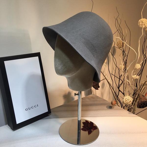 2019 novos homens de alta qualidade e chapéu das mulheres dp19814012