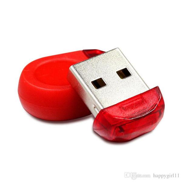 Sales Promotion U58 Super Mini Usb Flash Drive 4GB-32GB Waterproof Pendrive Creative Usb Stick new arrival