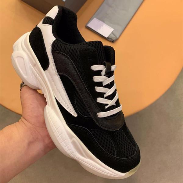 Kka3 Moda Trendi Erkekler S Rahat Ayakkabılar Yüksek Kalite Ve Rahat Nefes Klasik Dört Mevsim Tüm Appropr Boyutu 39-45