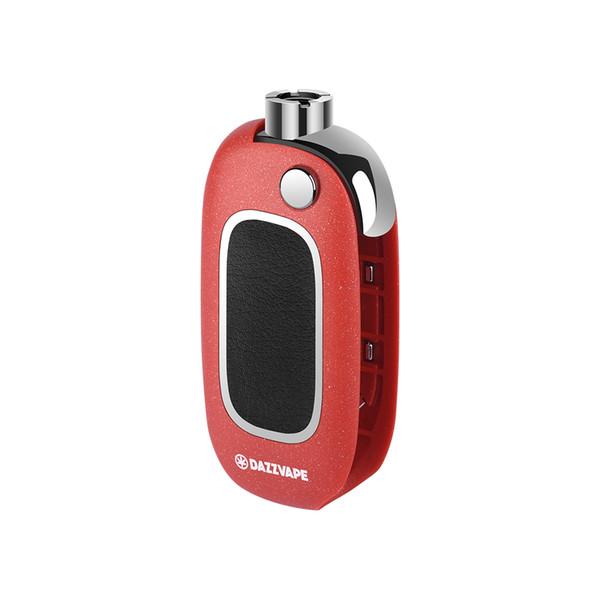 100% Original e-cigarette Battery 400mAh Preheat VV Variable Voltage Flip Mod For 510 Thick Oil Cartridges Tank Authentic