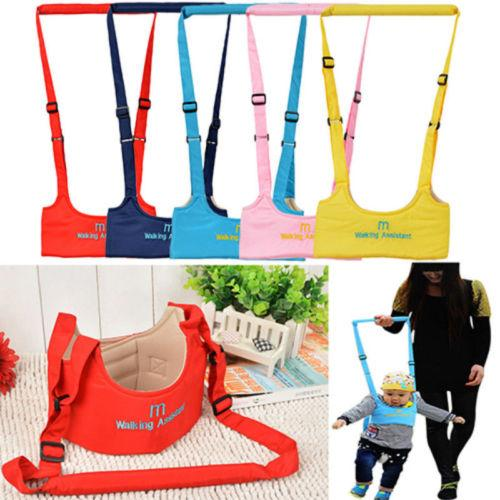 Walking Harness Aid Assistant Safety Rein Train Baby Toddler Learn to Walk Hot New Kids Learn To Walk Safety Belt Durable Towel