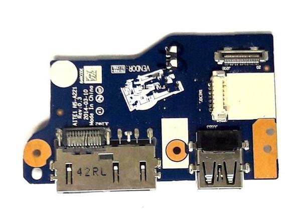 FOR Lenovo IBM Thinkpad E450 E455 E550 E555 USB Power DC Jack Board NS-A221 00HT632