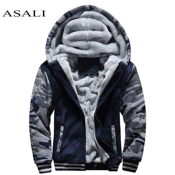 T66 hoodie blue