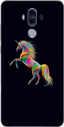 GoGo Huawei Mate 9 Printed Silicone Skin Case Cover Case Unicorn Ship from Turkey HB-004236243