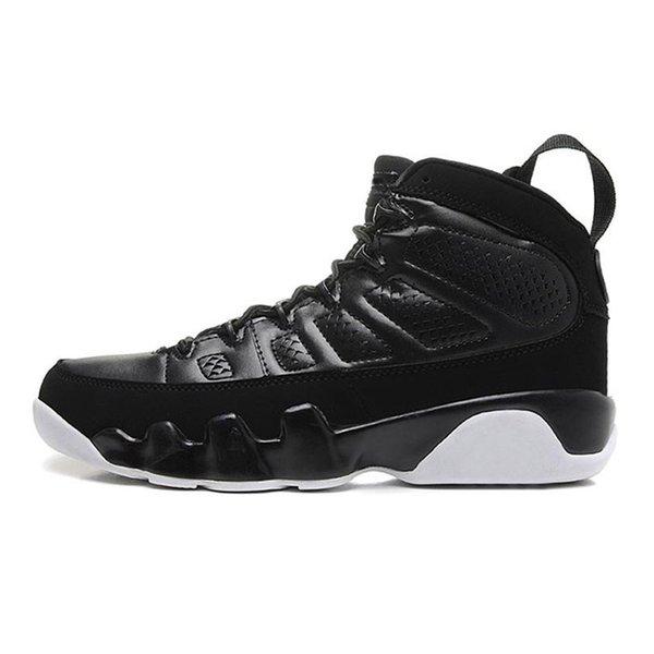 #9 black white