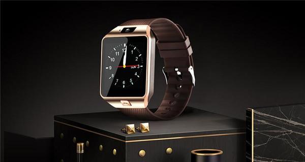 DZ09 Smartwatch IOS Android GT08 U8 A1 Samsung Smart Uhren SIM Intelligente Handyuhr kann den Schlafstatus Smart Watch aufnehmen