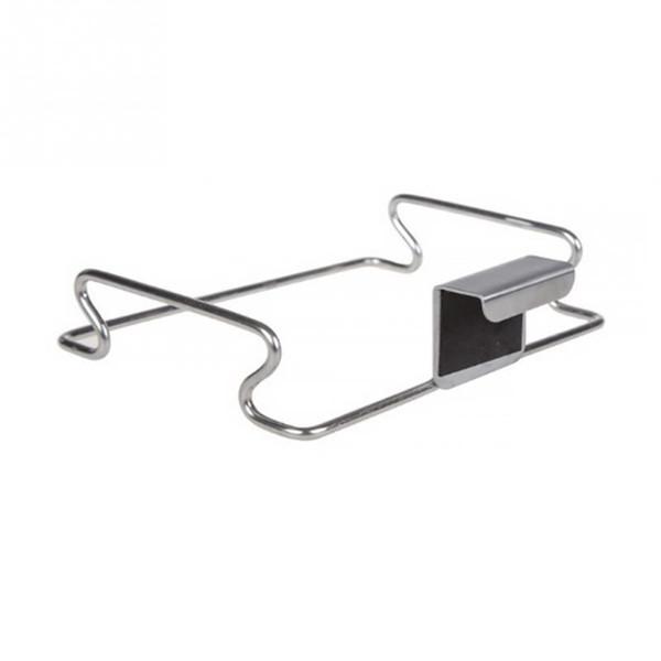 Stainless Steel Hanging Garbage Trash Bag Holder Storage Hanger Rack Door Cupboard Kitchen Tool