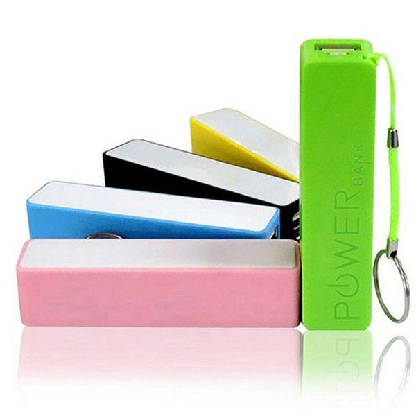 Carregador móvel Power Bank Mini USB Carregador Portátil de backup carregador de bateria para iPhone 11 para Samsung S10 Univeresal Smartphone gratuito DHL