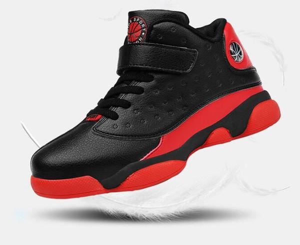 Çocuklar Basketbol Çocuk Spor Ayakkabı Erkekler Kızlar Doğum Ayakkabı Hediye Gençlik Çocuk Spor