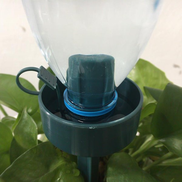 Adjustable Watering Cans PP Travel Household Plant Self Watering Cans Lawn Garden Pot Plant Automatic Irrigation Watering Device DH1210