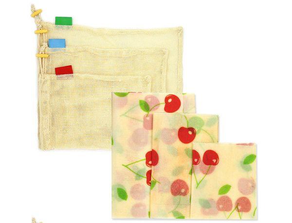 3 * Bienenwachs clothstorage bag-style 4