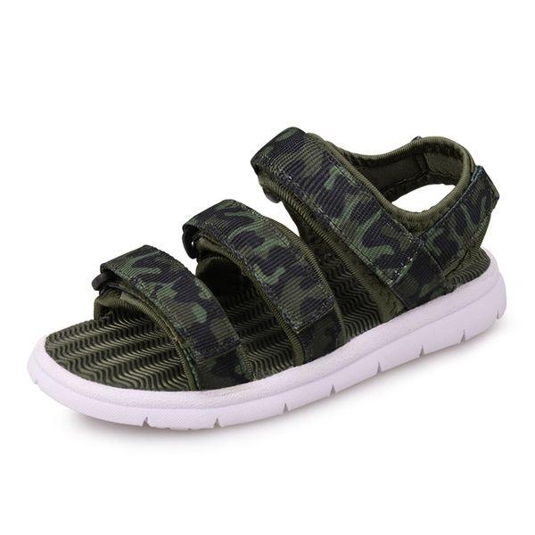 2019 Summer Kids Sandals Niños y Niñas Diapositivas Niños Summer Beach Sandals New Arrive Little Kids Shoes