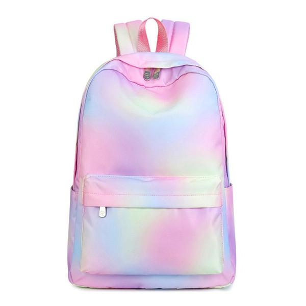 Fashion Women Backpack High Quality Youth Backpacks for Teenage Girls Female School Shoulder Bag Bagpack mochila #182716