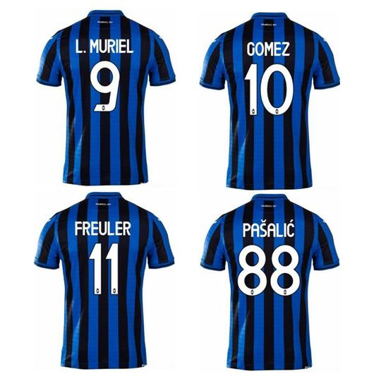 2019 2020 ATALANTA MAGLIA L.MURIEL GOSENS DE ROOM MANCINI thailand quality soccer jersey football shirt kit camiseta futbol maillot de foot