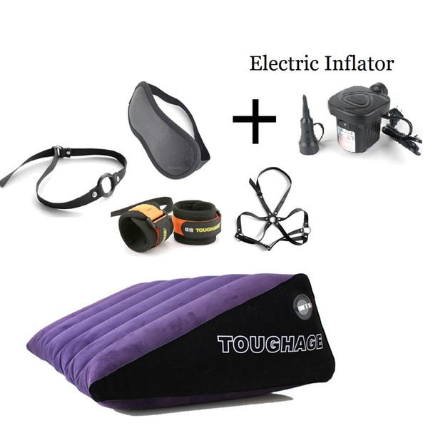 T-PF3201 Set + elektrischer Inflator
