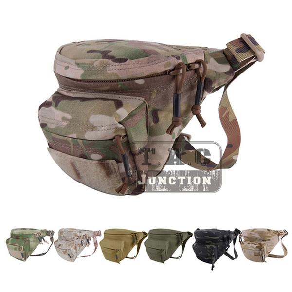 EmersonGear Militar Recon Saco Da Cintura Emerson Tático Bolsa Fanny Hip  Pacote de Cinto Bolsa Com 47916825613