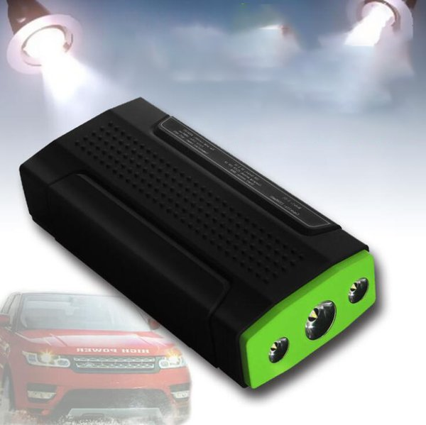 Mini Emergency Starting Device Car Jump Starter 12V Portable Power Bank Car Charger for Car Battery Booster Auto Starting Device KKA6865