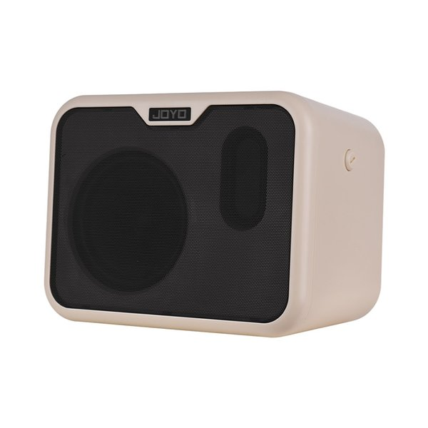 JOYO MA-10B Mini Portable Electric Bass Amplifier Speaker 10Watt Amp Bass Guitars Switchable Normal Drive Dual Channel Stereo Sound System