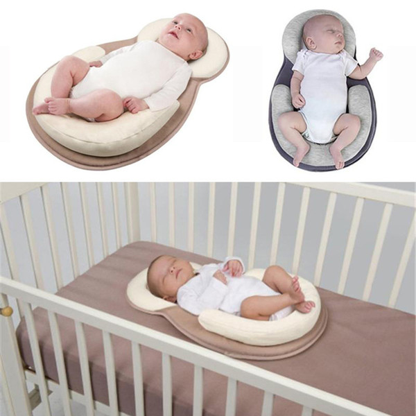 Portable Crib Nursery Travel Folding Bed Infant Toddler Cradle Multifunction Storage Bag Care Cot Baby Cribs C19041901
