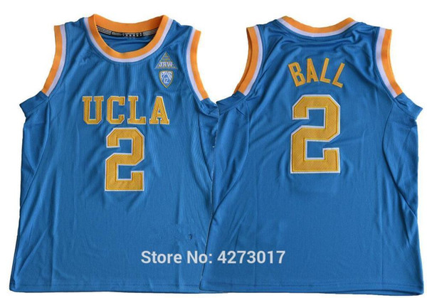 info for fcdec 77595 2019 UCLA Bruins Basketball 2 Lonzo Ball College Jerseys Man Blue White  Yellow Stitched Color For Sport Fans Wholesales NCAA From Hyretrojersey, ...