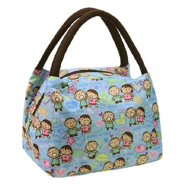 Grand maquillage sac cosmétique avec poignées, sac de maquillage mignon cololful modèles imperméable Oxford sac à main # 305870