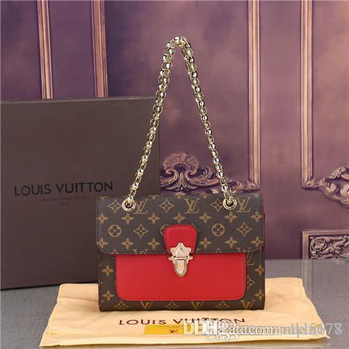 2019n44Design Women's Handbag Ladies Totes Clutch Bag High Quality Classic Shoulder Bags Fashion Leather Hand Bags Mixed order handbag