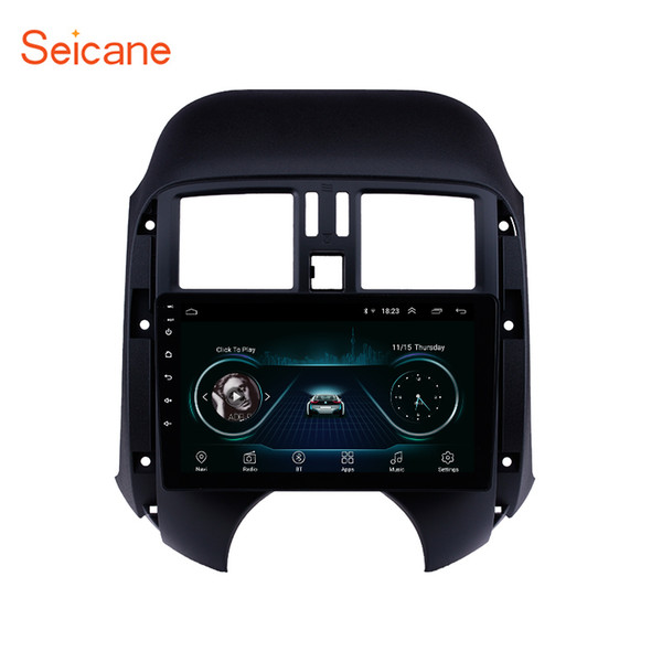 9 Inch Android 8.1 Car Radio GPS Navigation for 2011 2012 2013 Nissan Old Sunny with Bluetooth WIFI music support 3G Module TPMS