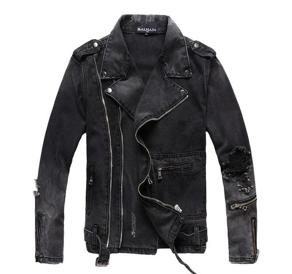 Mens Designer Jackets Fashion Men Women Denim Jacket Casual Hip Hop Designer Jacket Mens Clothing Size M-4XL