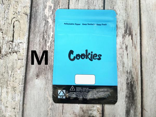 M Azul cookies