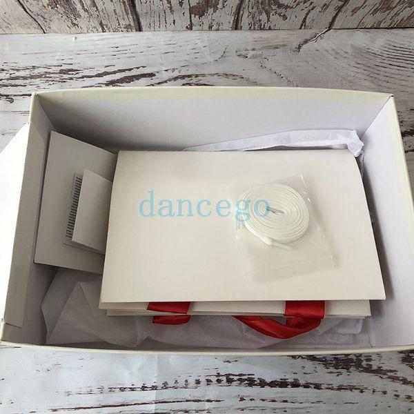 OG box+Shoes Bag+Extra shoeslaces