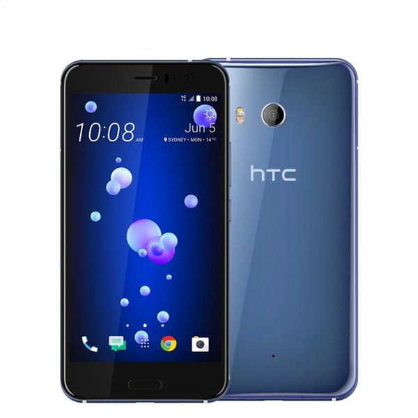 100% Original HTC Desire U11 Mobile Phone Octa-core 5.5'' Screen 4GB RAM 64GB ROM Single SIM With NFC 13MP Camera Refurbished Cellphone