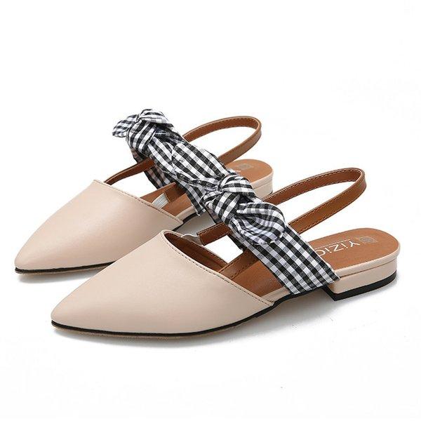 beige sandal women