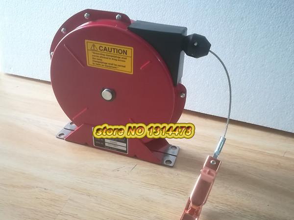 Electrostatic Discharge Reel 3mm diameter Steel Rope