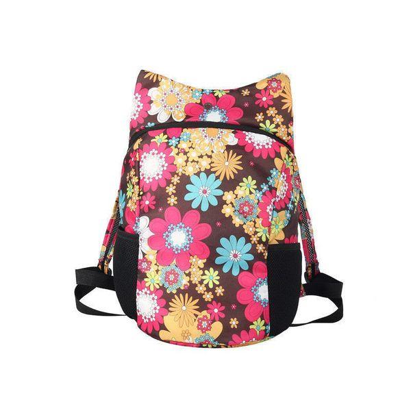 good quality Fashion Printing Women's Backpack Sport Light Rucksack For Teenager Girls Large Capacity Female School Bag Travel Bag
