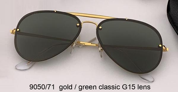 9050/71 الذهب / الأخضر الكلاسيكي G15