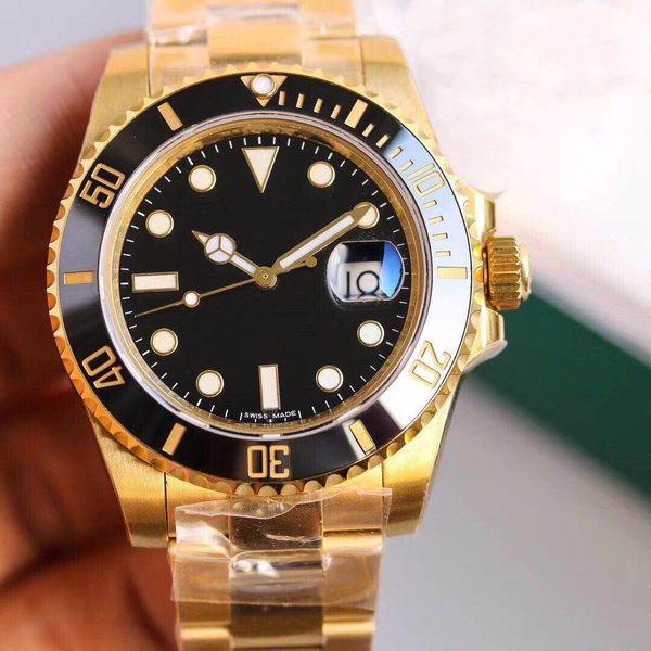 Venta al por mayor - Envío gratuito Ks- GMT luxury men039; s reloj automático 2836 movimiento fino acero impermeable crimen reloj función de calendario