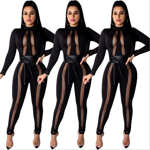 c9fe4671130ae European And American Women'S Wear 2019 Amazon Explosive Screen Perspective  PU Belt Sexy Tight Dresses Free Delivery Quirky T Shirt Designs Purchase T  ...