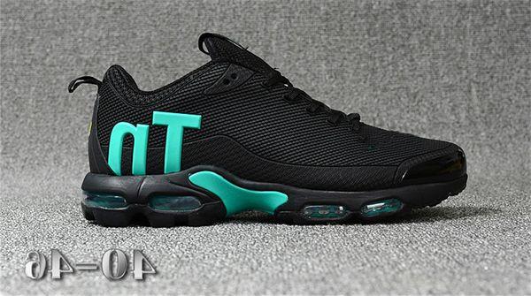 2019 Newest Men Zapatillas TN Designer Sneakers Chaussures Homme Men Basketball Shoes Mens Mercurial TN Running Shoes Eur40-46