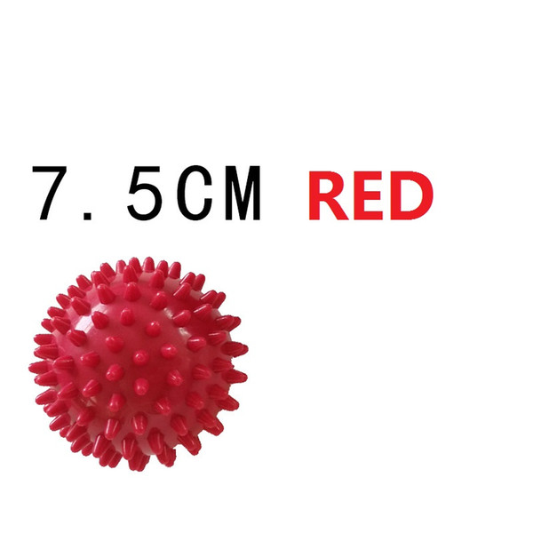 7,5 cm vermelho