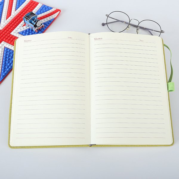 Diary office notebook imitation leather notebook business notebook