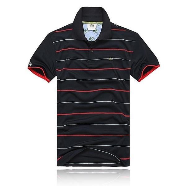 2019 polo Estate coccodrillo Uomini Polo shirt stili Uomini e donne Polo Camicia Affari Sport Moda Coreano Abbigliamento Slim casual 328 #