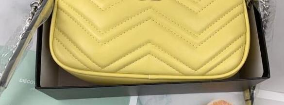 Gelb Silber-Kette